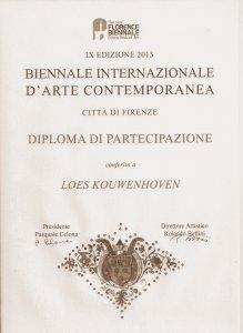 Biennale Florence 2013